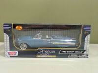 diecast 1/18 chevrolet impala 1960 Longueuil / South Shore Greater Montréal Preview