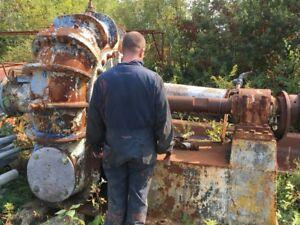 Pompe centrifuge pour dragage