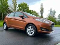 2016 Ford Fiesta 1.5 TDCI *** PRACTICAL 5 DOOR *** ZETEC EDITION *** HIGH MPG **