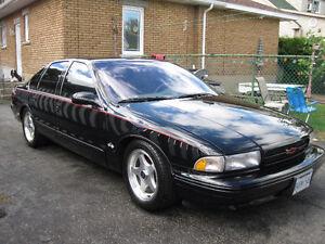 1996 Chevrolet Impala SS Cornwall Ontario image 1