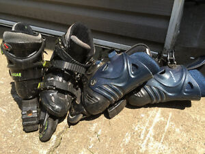 2pairs of roller blades