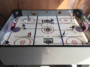 Halex Rod Hockey Table