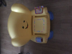 Fisher-Price Laugh and Learn Chair for Sale