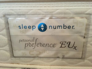 """Sleep Number """"Personal Preference"""" Mattress - Queen Size - $300"""