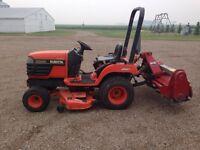 2003 Kubota Tractor