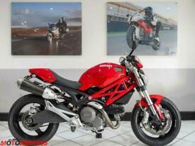 2008 (08) Ducati Monster 696 + - Superb, low mileage bike with Termis!