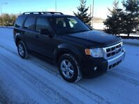 2009 Ford Escape - 4x4 Heated Leather - $148 B/W GST Included
