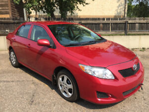2009 Toyota Corolla CE   -   SUPER LOW MILAGE!