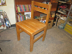 Wood Chair For Sale