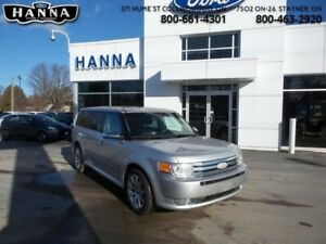 2012 Ford Flex Limited  - Leather Seats -  Bluetooth