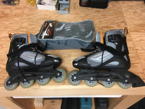 Spiritblade Mens Rollerblades and Firefly Protector Set