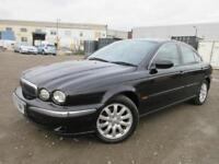 2003 Jaguar X-Type 2.5 V6 SE (AWD) 4dr