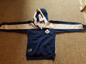 Girls Toronto Maple Leafs hoodie