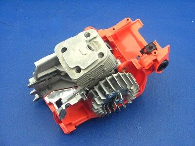 Motor with Cogwheel and Clutch from Akita Bks 38 a Chainsaw