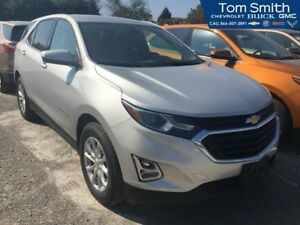 2018 Chevrolet Equinox LT  LT INFOTAINMENT PLUS PKG/POWER LIFTGA