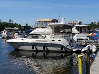 2000 Sea Ray 380 Aft Cabin, T-Merc 454 MPI, very low hours!