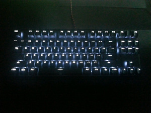 BRAND NEW Mechanical Gaming Keyboard with Genuine Red Switches