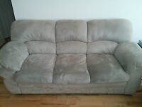 Couch and Loveseat Set Excellent Condition!