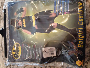 Girls Batgirl Costume Size 8/10