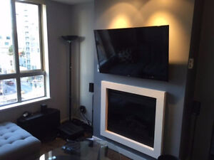 1BR+1BA Yaletown-Roundhouse Station