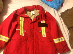 Quick sell!! FR winter work jacket