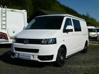 VOLKSWAGEN TRANSPORTER T28 4 BERTH CAMPERVAN WITH AWNING AND POP TOP