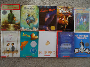 10 great books for junior, intermediate aged students London Ontario image 1