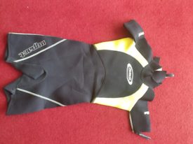 Childs Shorty wetsuit