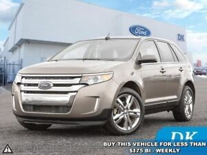 2014 Ford Edge Limited AWD w/Leather, Nav, Pano Roof  More!
