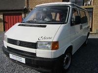 Volkswagen Celeste 2 berth