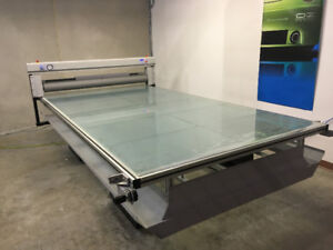 Mounting and Work table similar RollsRoller 1,7m x 3m low usage
