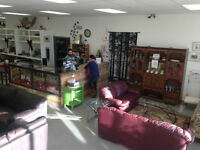 Used furniture items needed for local non profit, we pick up