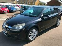 2008 Vauxhall Astra 1.4i 16V SXi 5dr HATCHBACK Petrol Manual