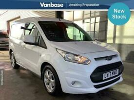 2017 Ford Transit Connect 1.5 TDCi 120ps Limited Short Wheelbase L1H1 Van PANEL