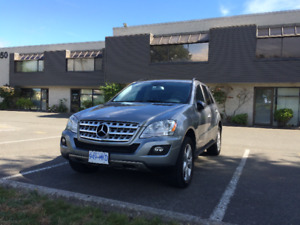 2010 Mercedes-Benz ML350 Blutec