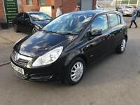Vauxhall Corsa 1.2i 16v ( a/c ) Club 2008/57 5 Door With Only 38K & Jan 17 Mot