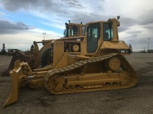 2004 Cat D6N LGP - Diff Steer, 11,900 Hrs, 50% UC, Fresh Paint