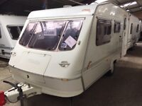 Elddis wisp ovation 4 berth