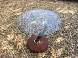 """Dwell"" designer coffee table"