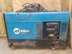 Miller Bobcat 225NT 8000W welder generator