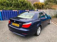 BMW 523i**2007**FINANCE AVAILABLE **WARRANTY 3 MONTHS