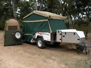 Campomatic Ranger XTC SS 2011 Off-road Camper Trailer Littlehampton Mount Barker Area Preview