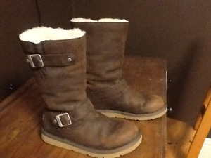 UGG and Ariat Boots