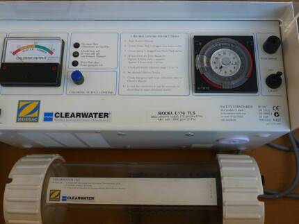 SALT CHLORINATOR TOP CLEARWATER C200 EXCELLENT CONDITION ... $400 Subiaco Subiaco Area Preview