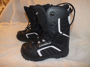 Firefly Snowboard Boots - men's size 7