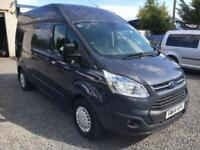 Ford Transit Custom 2.2TDCi ( 125PS ) 2014 64 reg 290 L2H1 Trend hi top