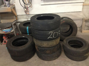 Car tires various sizes 13,14,15,16, 17, 18 , inch sizes. Kitchener / Waterloo Kitchener Area image 2