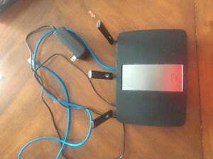 routeur Linksys AC1900
