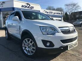 2012 Vauxhall ANTARA EXCLUSIV CDTI 4WD S/S Manual Hatchback