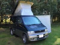 Mazda Bongo 4WD Fridge Toilet 2 Berth Thermal Blinds